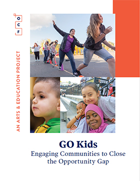 Cover of 2019 GO Kids booklet