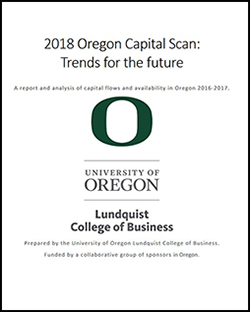 2018 Oregon Capital Scan