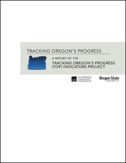 Tracking Oregon's Progress (TOP) Indicators Project