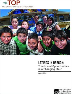 Latinos in Oregon Report