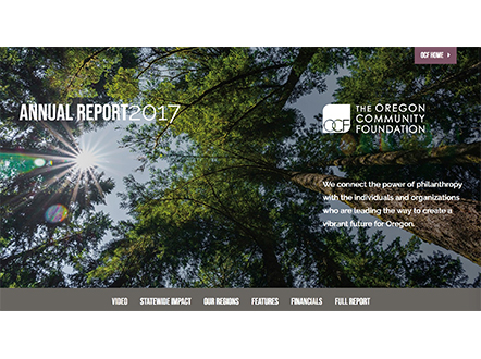 OCF 2017 Annual Report